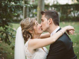 La boda de Sara y Guido