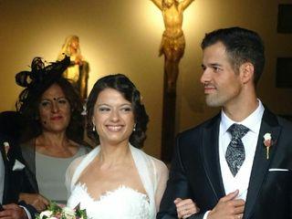La boda de Aurora y Jorge
