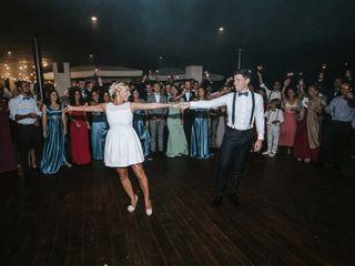 La boda de Nerea y Andrés