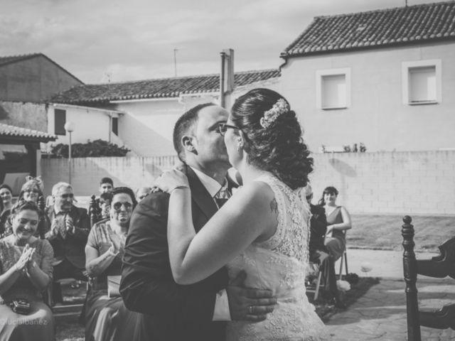 La boda de Oscar y Soraya en Melgar De Fernamental, Burgos 1