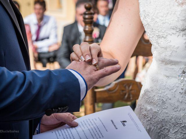 La boda de Oscar y Soraya en Melgar De Fernamental, Burgos 2