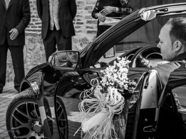 La boda de Oscar y Soraya en Melgar De Fernamental, Burgos 4