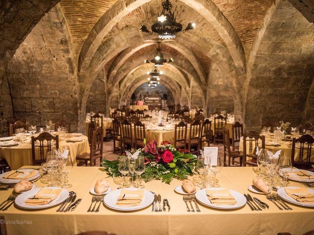 La boda de Oscar y Soraya en Melgar De Fernamental, Burgos 8