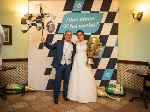 La boda de Oscar y Soraya en Melgar De Fernamental, Burgos 9