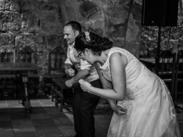 La boda de Oscar y Soraya en Melgar De Fernamental, Burgos 10