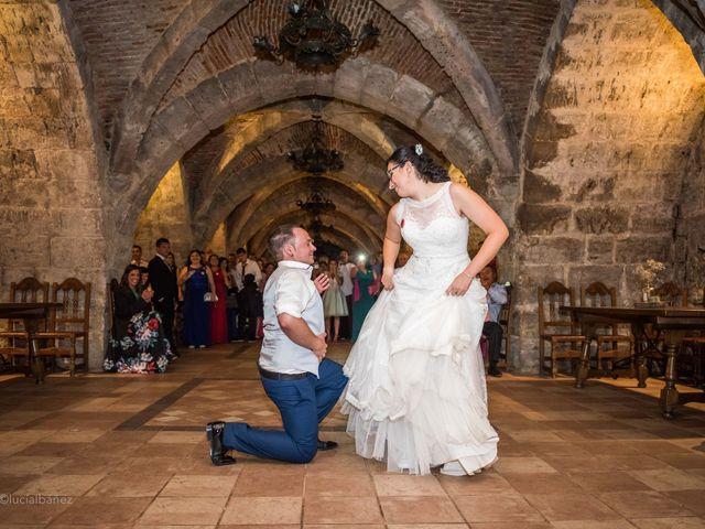 La boda de Oscar y Soraya en Melgar De Fernamental, Burgos 11