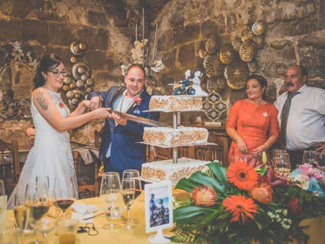 La boda de Oscar y Soraya en Melgar De Fernamental, Burgos 12