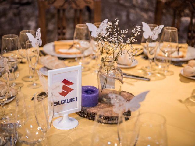 La boda de Oscar y Soraya en Melgar De Fernamental, Burgos 13