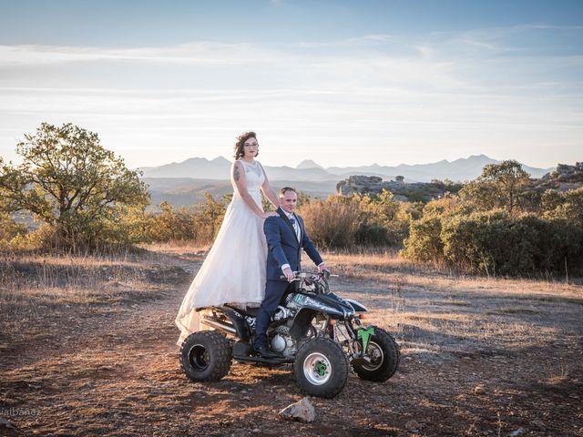 La boda de Oscar y Soraya en Melgar De Fernamental, Burgos 15