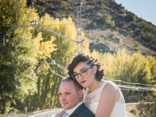 La boda de Oscar y Soraya en Melgar De Fernamental, Burgos 16
