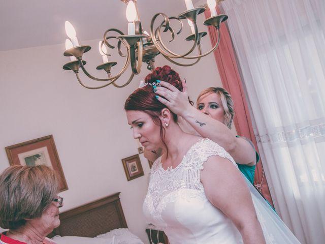 La boda de Juan y Sonia en Petrer, Alicante 23