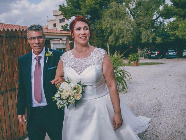 La boda de Juan y Sonia en Petrer, Alicante 30