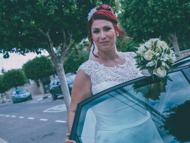 La boda de Juan y Sonia en Petrer, Alicante 31