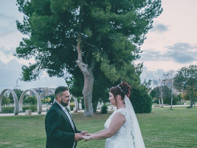 La boda de Juan y Sonia en Petrer, Alicante 37