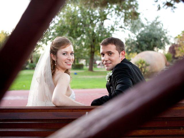 La boda de Ainhoa y Jorge