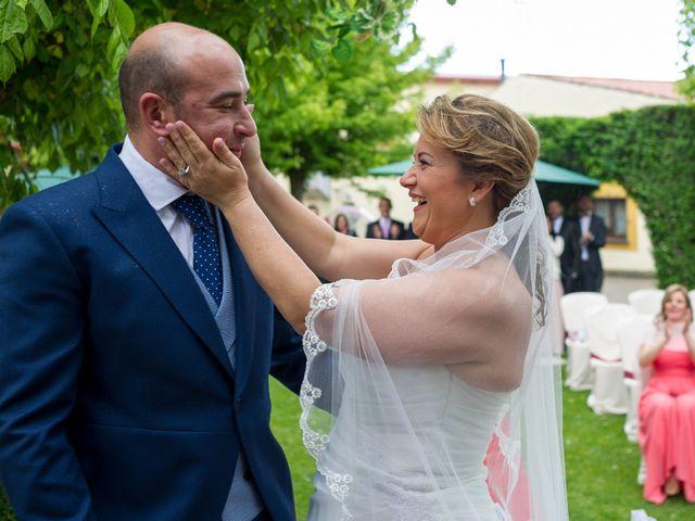 La boda de Eliane y Ricardo
