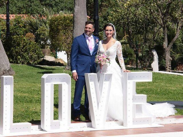 La boda de Marcos y Cristina  en Algeciras, Cádiz 2