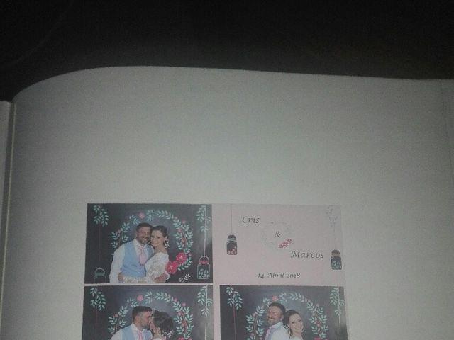 La boda de Marcos y Cristina  en Algeciras, Cádiz 12