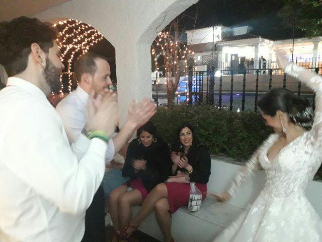 La boda de Marcos y Cristina  en Algeciras, Cádiz 15