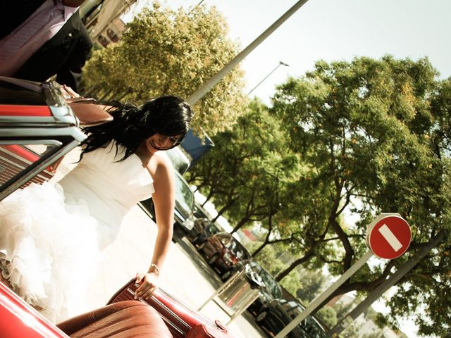 La boda de Estefania y Abel en Gava, Barcelona 6