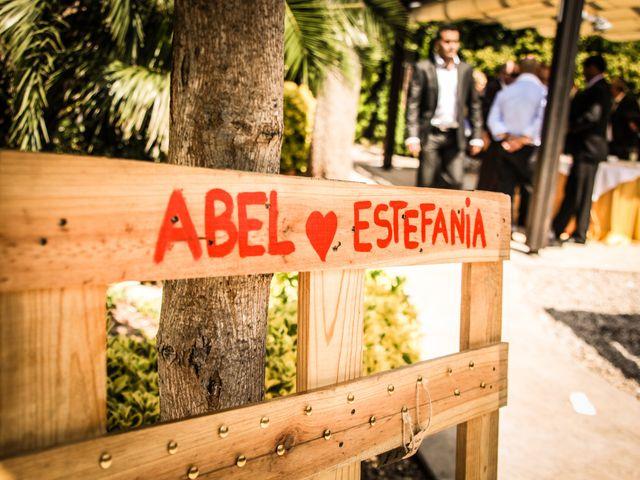 La boda de Estefania y Abel en Gava, Barcelona 16