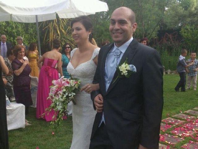 La boda de Elena y Israel en Recas, Toledo 1