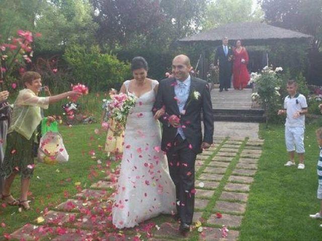 La boda de Elena y Israel en Recas, Toledo 2