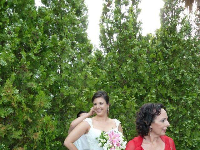 La boda de Elena y Israel en Recas, Toledo 6