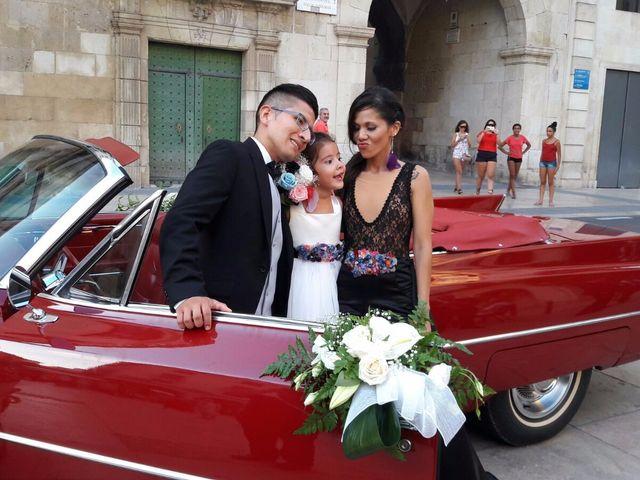La boda de Melanny y Esteban