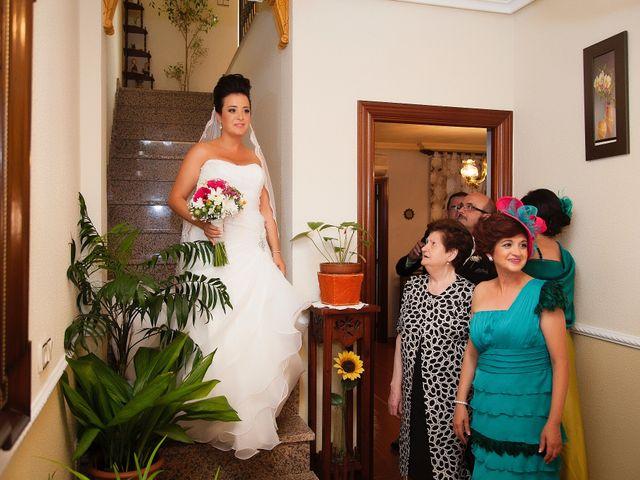La boda de Manuel y Vanesa en Jaén, Jaén 5
