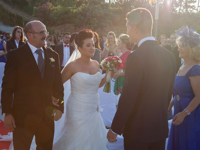 La boda de Manuel y Vanesa en Jaén, Jaén 6