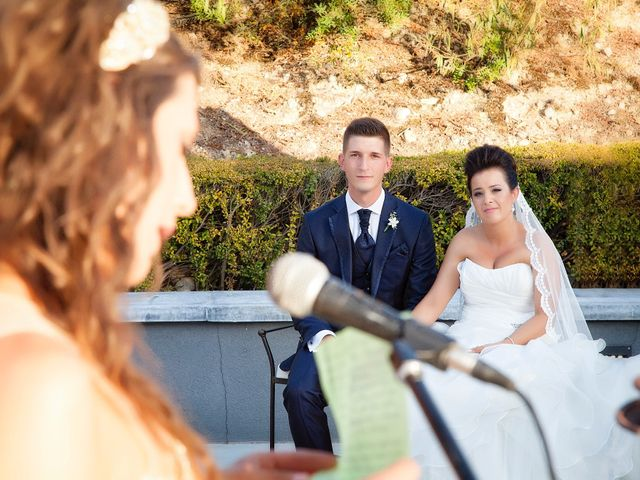 La boda de Manuel y Vanesa en Jaén, Jaén 7