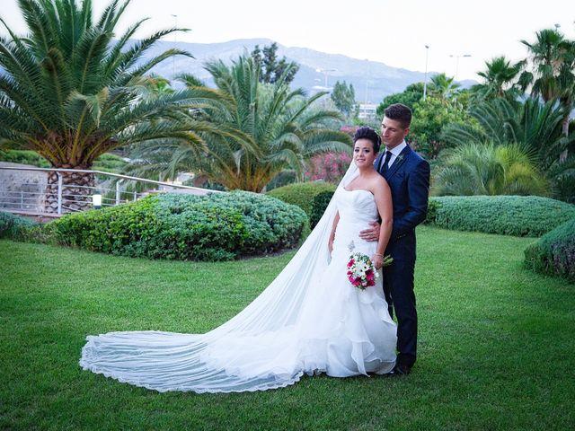 La boda de Manuel y Vanesa en Jaén, Jaén 10