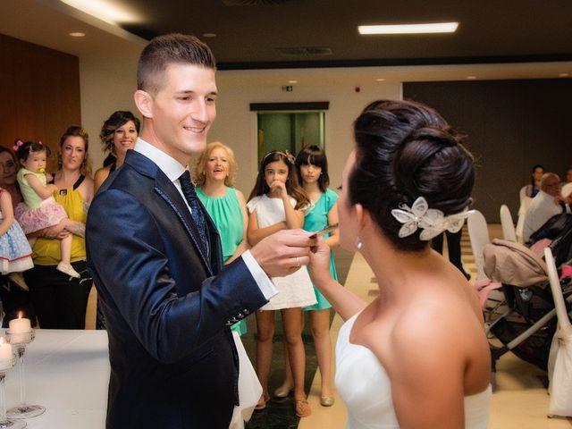 La boda de Manuel y Vanesa en Jaén, Jaén 16