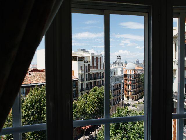 La boda de Óscar y Inês en Madrid, Madrid 6