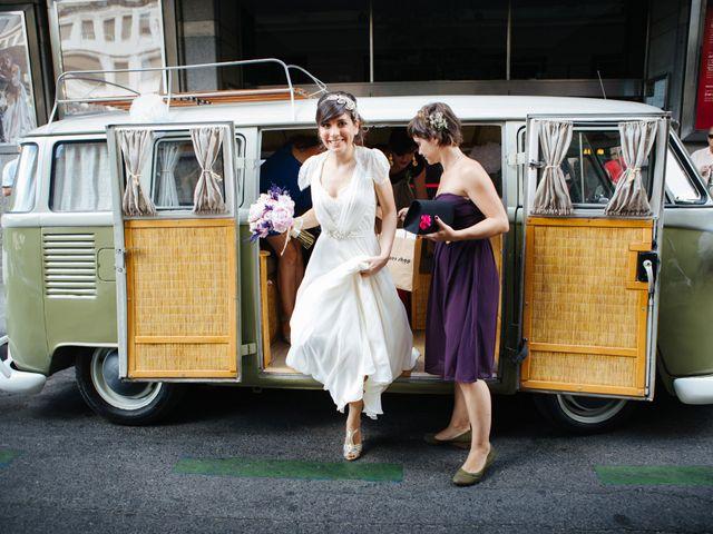 La boda de Óscar y Inês en Madrid, Madrid 28