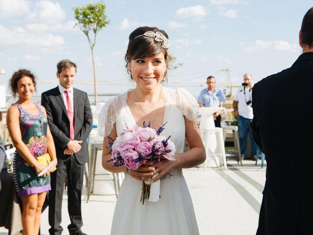 La boda de Óscar y Inês en Madrid, Madrid 32