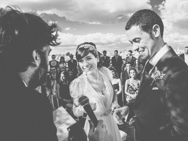 La boda de Óscar y Inês en Madrid, Madrid 38