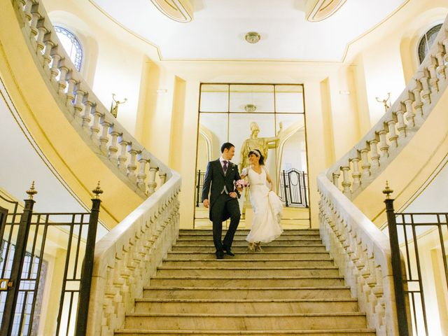 La boda de Óscar y Inês en Madrid, Madrid 45