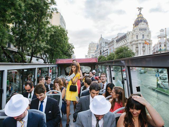 La boda de Óscar y Inês en Madrid, Madrid 47