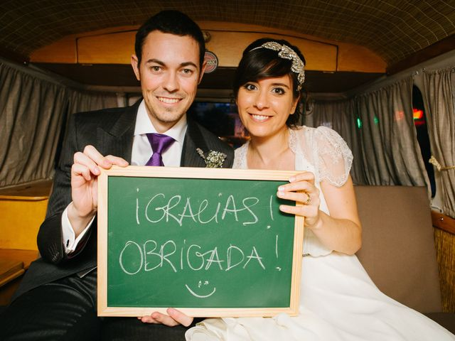La boda de Óscar y Inês en Madrid, Madrid 56