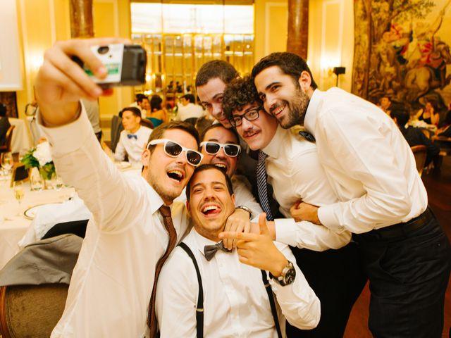 La boda de Óscar y Inês en Madrid, Madrid 70