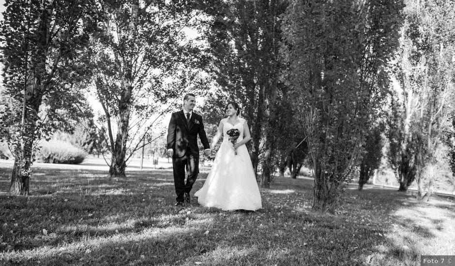 La boda de Alberto y Ana en Valladolid, Valladolid