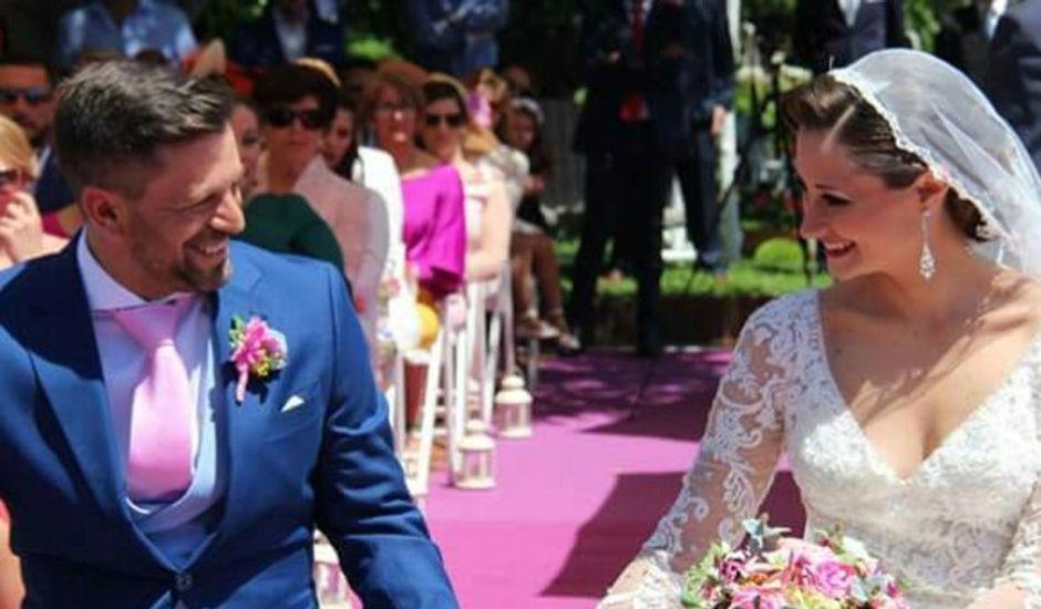 La boda de Marcos y Cristina  en Algeciras, Cádiz