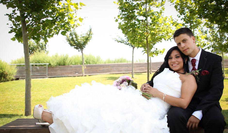 La boda de Estefania y Abel en Gava, Barcelona