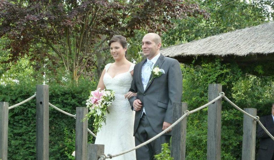 La boda de Elena y Israel en Recas, Toledo
