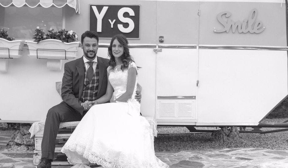 La boda de Santiago y Yolanda en San Cristobal De Entreviñas, Zamora