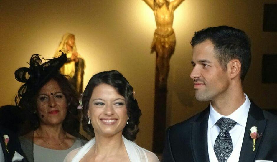 La boda de Jorge y Aurora en Ávila, Ávila