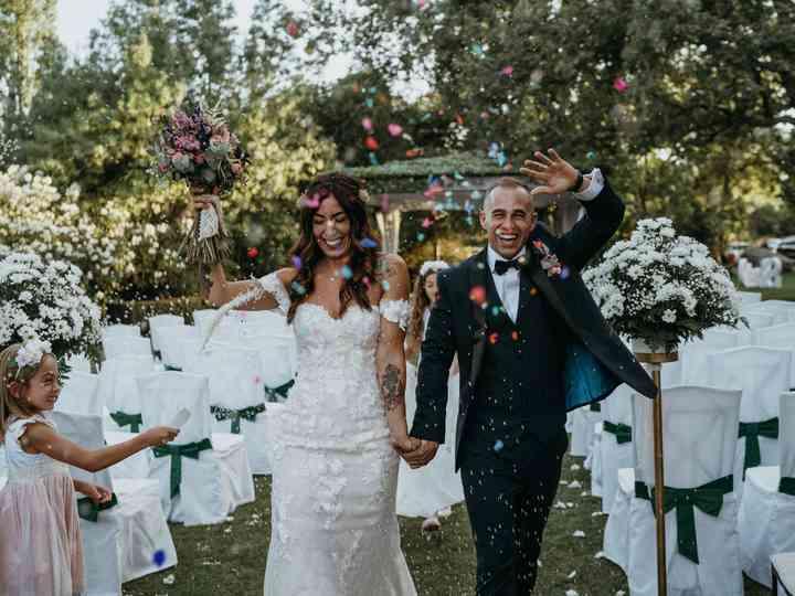 La boda de Manuela y Alberto