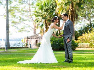 La boda de Núria y Xavier